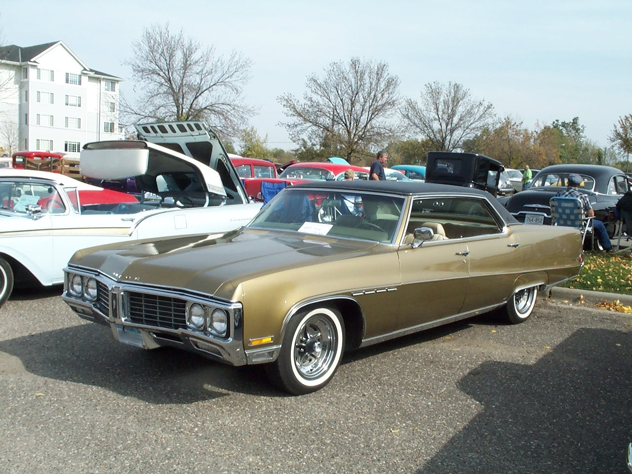 Buick Electra 225 LTD 1970 - Myndir - sgb.blog.is